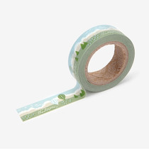 "Deco 0.59""X11yd masking tape single - Cloud"