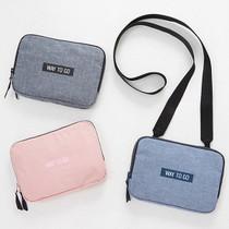 Weekade way to go travel wallet crossbody bag