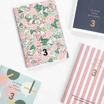 Becoming 3 month undated planner scheduler