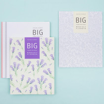 2018 Big dated monthly planner scheduler