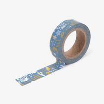 "Deco 0.59""X11yd masking tape single - Sea horse"