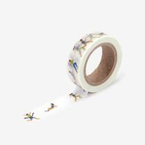 """Deco 0.59""""X11yd single masking tape - Athlete"""
