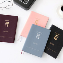 2018 The Medium dated weekly planner