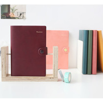 2018 Rainbow large dated diary