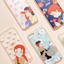 Anne of green gables illustration TPU soft case for iPhone 7