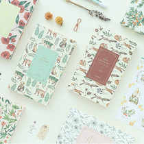 Proust pattern undated weekly diary journal