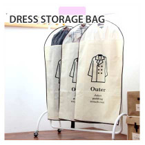 cover letters examples clothes suit garment storage bags dust proof cover for top 21203
