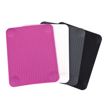 Laptop mat 4colors - black, pink, grey, white