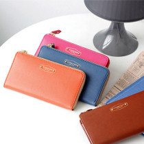 Iconic Zip up wallet L