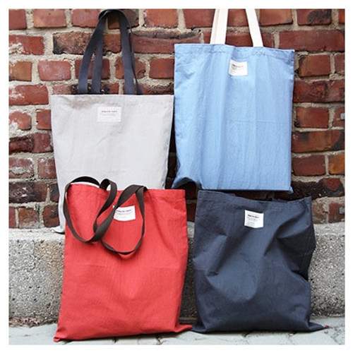 Livework Basic cotton tote bag shopper bag | fallindesign