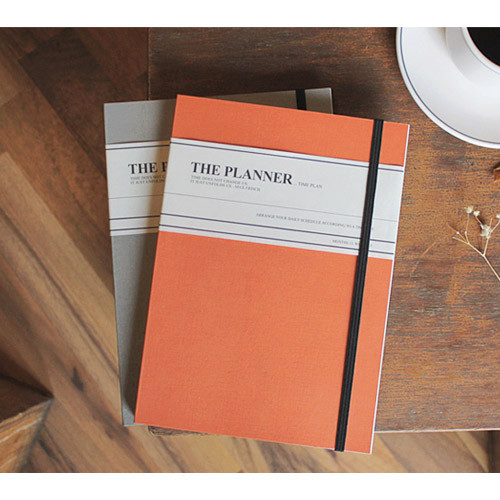 Seeso The planner time plan undated diary scheduler