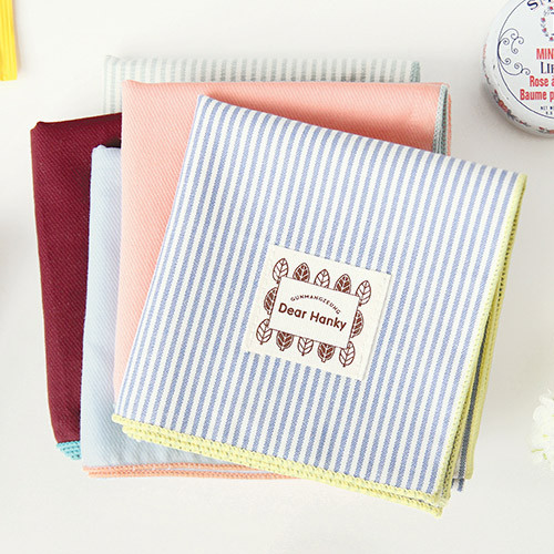 Cotton dear handkerchief hankie