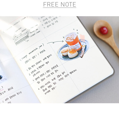 how to make a diary out of a notebook