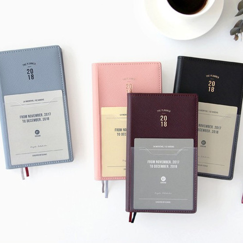 2018 The simple dated planner