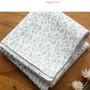 Magnolia - Pattern heimish cotton handkerchief hankie