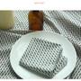Splinter - Pattern heimish cotton handkerchief hankie