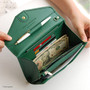 Forest green - Start of travel clutch organizer