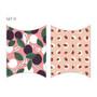 D - Livework Promenade gift paper bag medium set of 4 styles