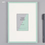 Mint - Take notes lined notebook