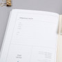 Personal data - Take notes lined notebook