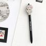 Brunch brother black gel pen 0.4mm