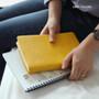 Deep yellow - 2018 Notable memory medium dated weekly planner