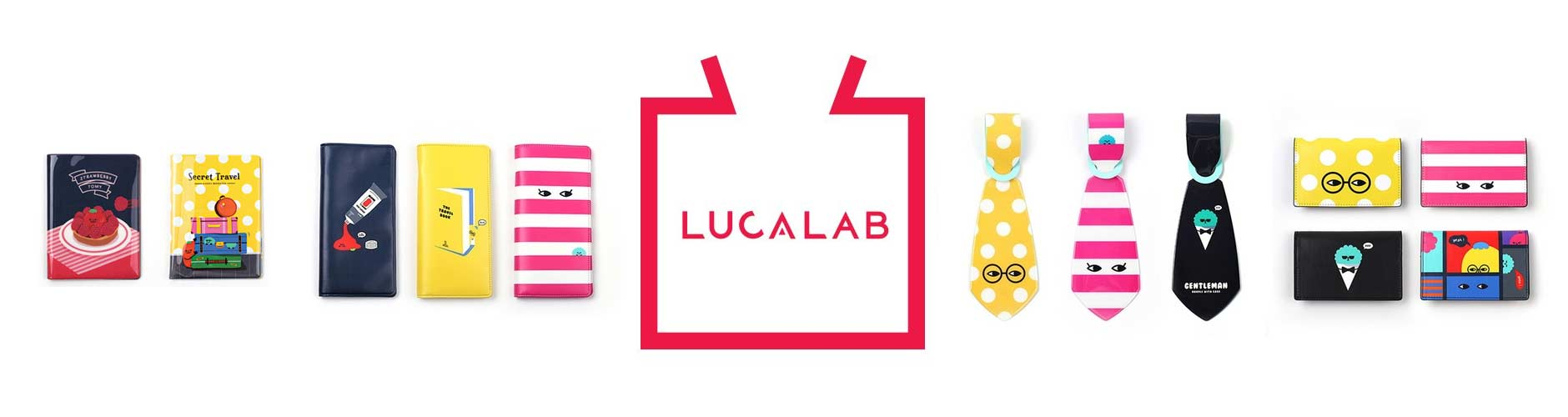New brand - Lucalab