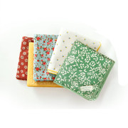 Vintage pattern cotton handkerchief