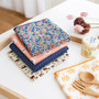 Vintage pattern cotton handkerchief hankie ver.2