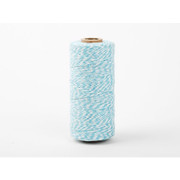 Roll Twine cotton string - Sky blue