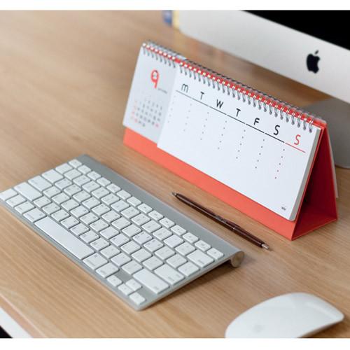 Desk Calendar Planner : Jstory mr babba wirebound calendar desk planner
