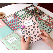 2015 Spring of life pattern undated diary