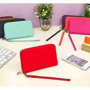 Smartphone zip around folder pouch M ver.2