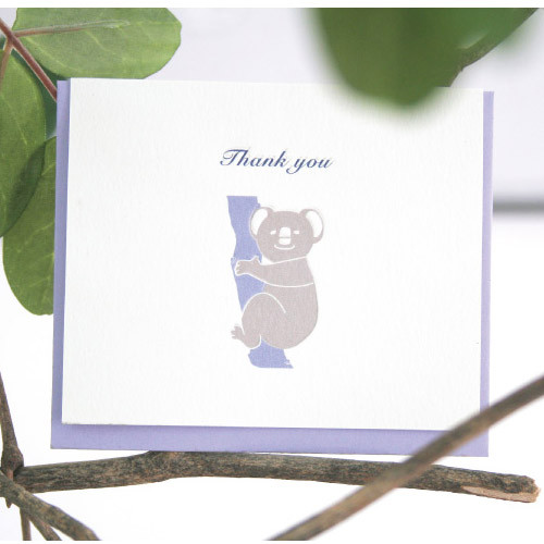 layout of a letter dash and dot lovely tree koala message card fallindesign 22712 | dashanddot lovely tree koala message card 01 43186.1427701721.500.500