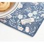 Detail of Vintage pattern cotton handkerchief hankie ver.3