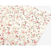 Fabric sticker 1 sheet A4 size - Cozy flower