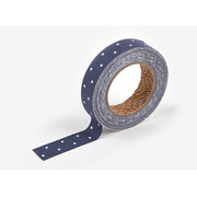 fabric tape single - Girl dot