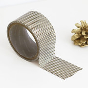 Pattern adhesive reform tape - Herringbone