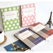 2016 Maison de paris undated diary