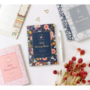 Pour vous harmony dated small planner