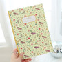 Yellow - Willow story classic lined notebook