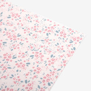Fabric sticker 1 sheet A4 size - Sweet pond