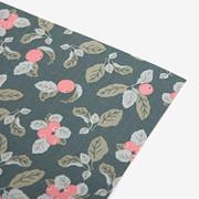 Fabric sticker 1 sheet A4 size - Apple farm