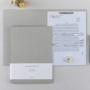 Ardium Simple file folder with fasteners