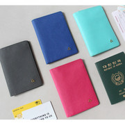 The basic prism passport cover case