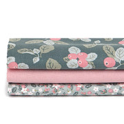 Quarter fabric pack of 3 cotton - Out of town
