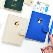 Du dum passport cover holder