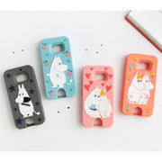 Moomin silicone soft case for Galaxy S7