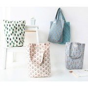 Jam Jam cute pattern shoulder tote