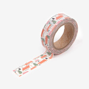Masking tape single - Czech village